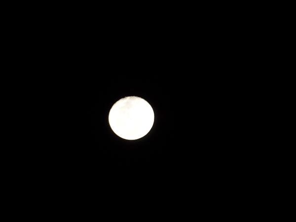 パクセの満月。