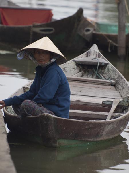 ベトナムの世界遺産アンホイ