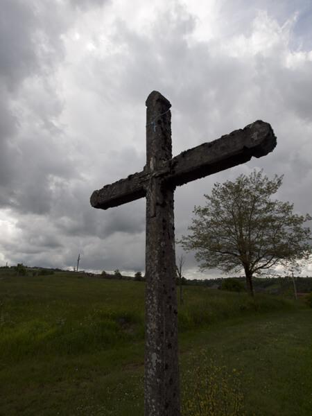 毎日十字架を見ていると、なんかだんだん素晴らしいもののような気がしてきました。