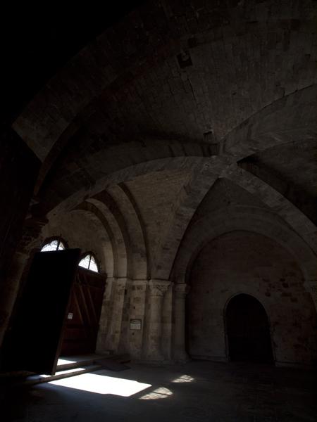 大聖堂の入口。
