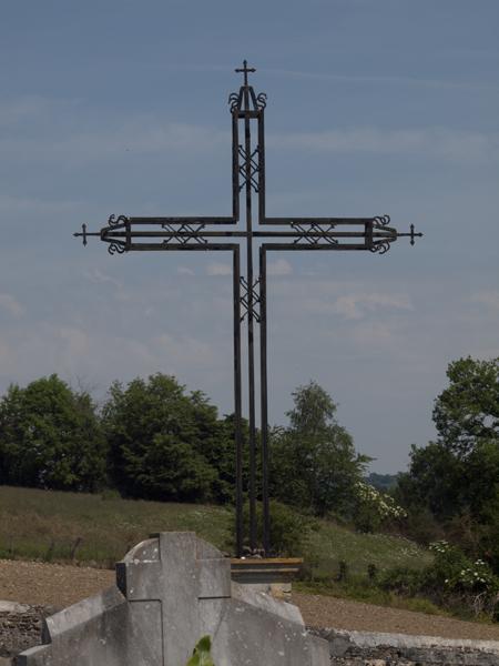 意外に素敵な十字架。