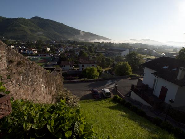 のどかな村。天気がいいとね、何を見ても美しい。