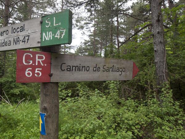 GR65が、ボクらの巡礼路です。もう道に迷いたくない。