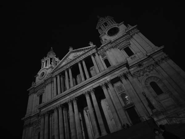 セントポール大聖堂。