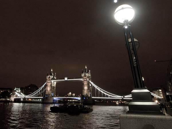 ロンドンブリッジです。