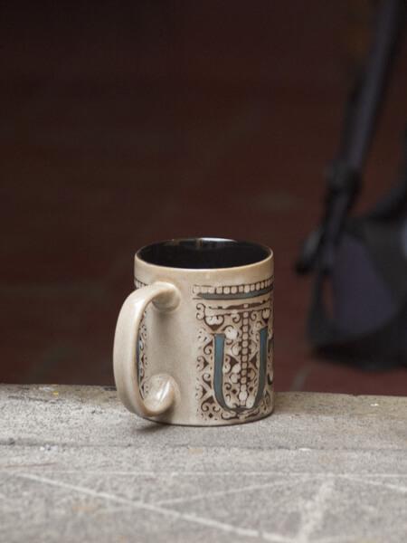 夜明けのコーヒーは、毎カップで飲みたい。 Earl Greyを飲んでるんだけど。