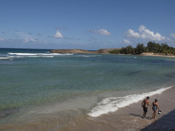 波よし、水よし、陽射しよし。