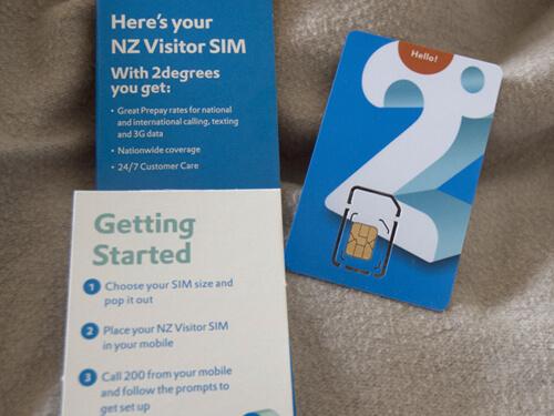 SIMカードの大きさは二種類。