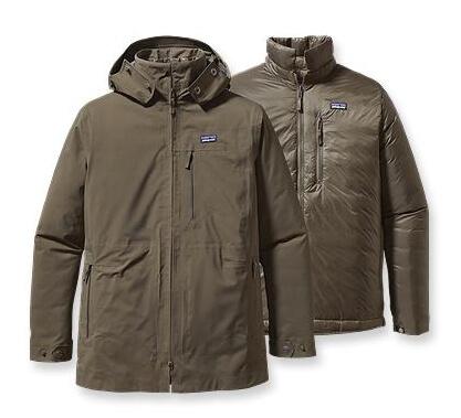 GORE-TEXのジャケット。インナー付き。8万円。