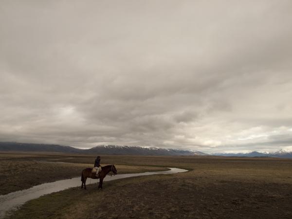 我々の行く手を阻むアンデス山脈。