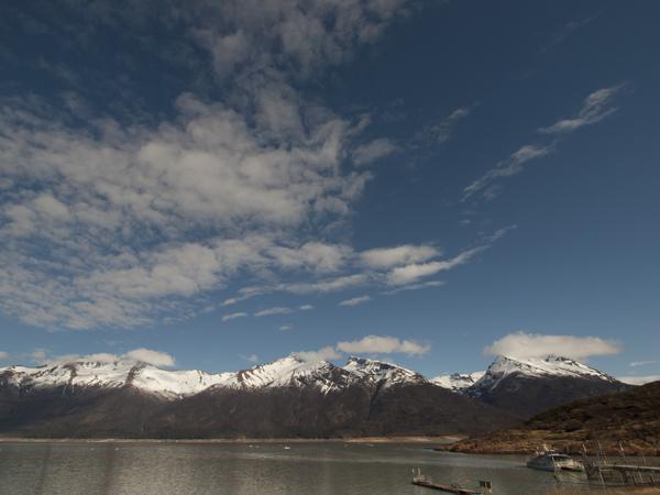 アンデス山脈もいいねー。