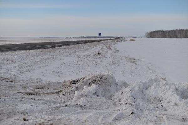 ロシアは完全な冬です。